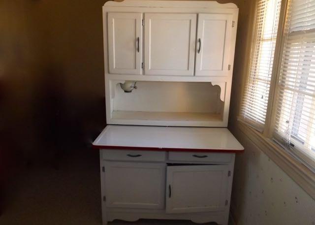 Hoosier Cabinet ...