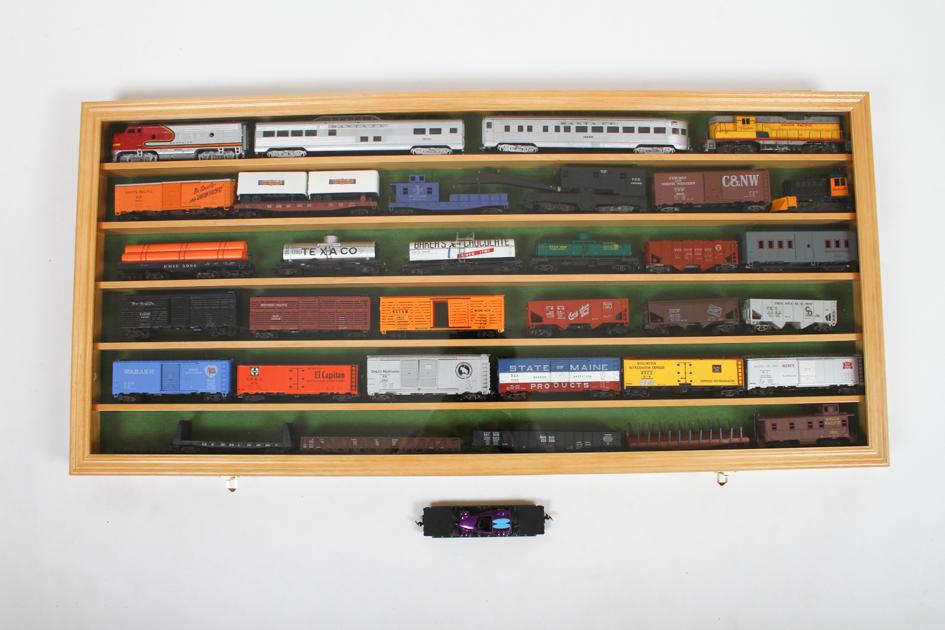 Vintage and Antique Trains Train Sets Auction in Nashville
