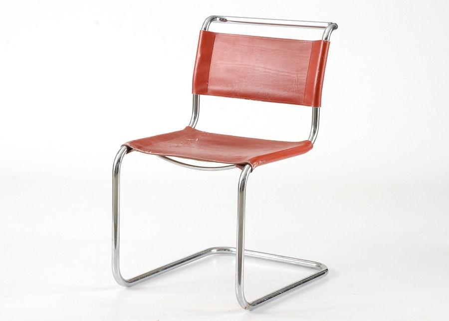 marcel breuer b33 chair