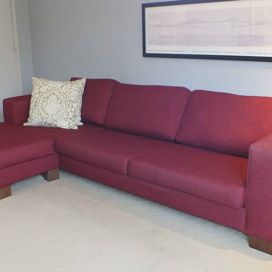 Fantastic Boconcept Two Piece Sectional Sofa Unemploymentrelief Wooden Chair Designs For Living Room Unemploymentrelieforg