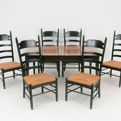 Vintage Dining Furniture Auction | Antique Dining Furniture for Sale ...