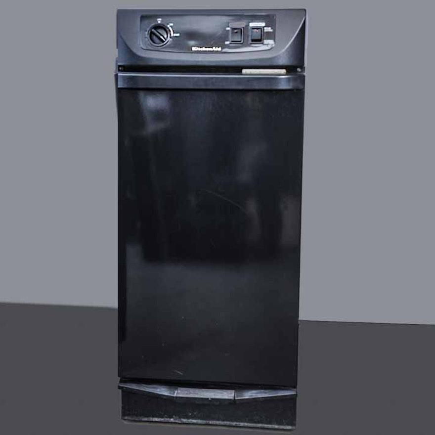 KitchenAid Black Trash Compactor