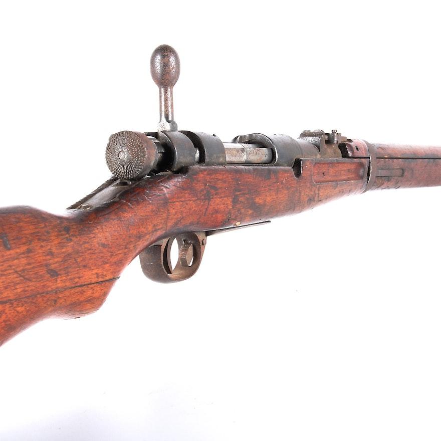 Military Surplus Rifle