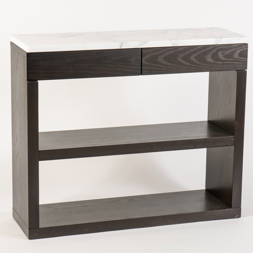 West Elm Bookshelf Console