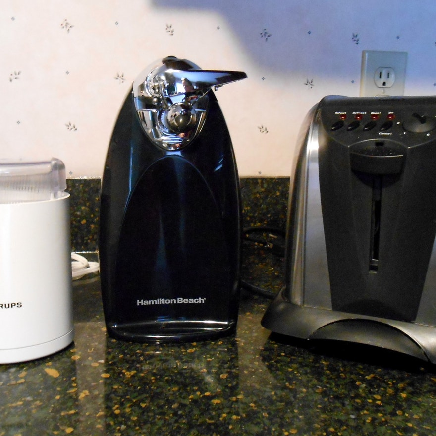 Trio Of Useful Kitchen Appliances Ebth