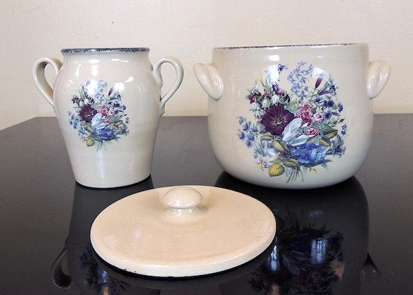 Home And Garden Party Stoneware Pottery Ebth