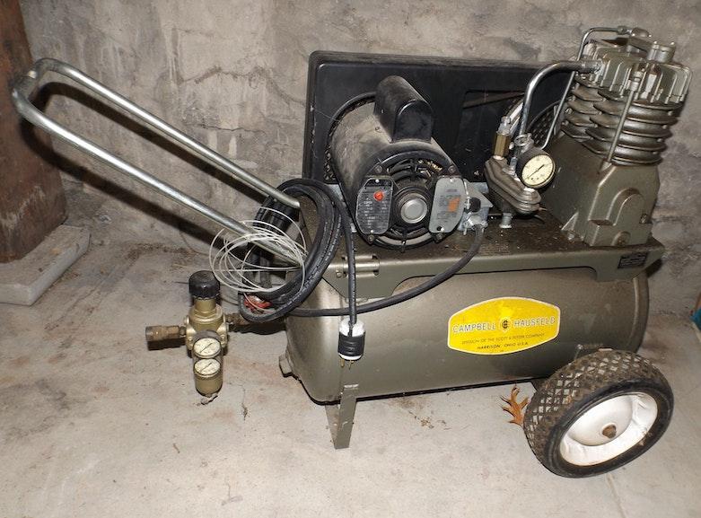Campbell Hausfeld Powerpal Air Compressor Ebth