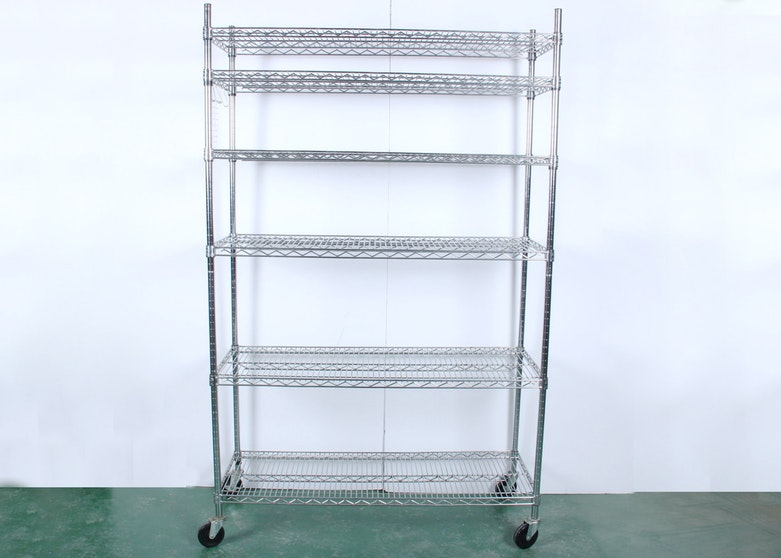 Shelf Tech System Nsf Shelving Unit Ebth