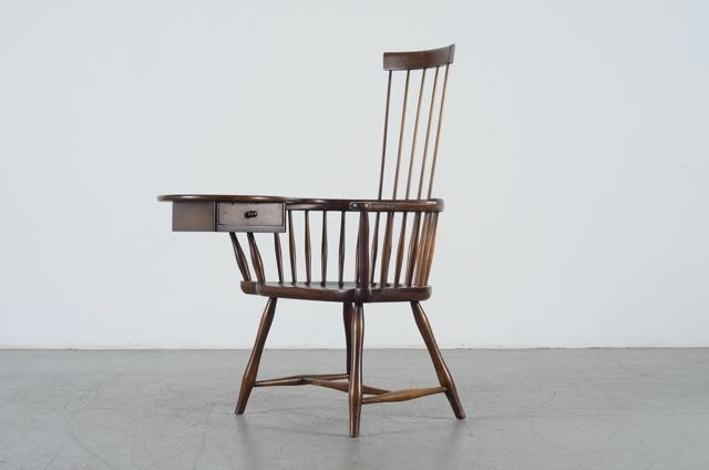 Thomas Jefferson Reproduction Windsor Writing Desk Chair ...