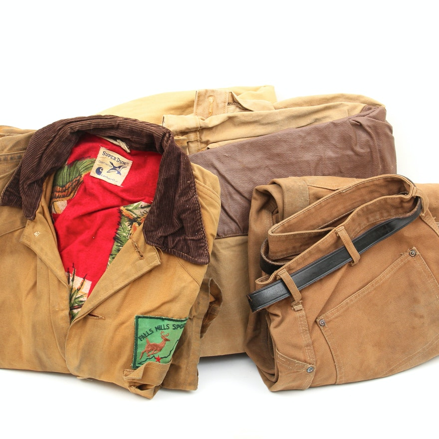 Mens Vintage Hunting Gear