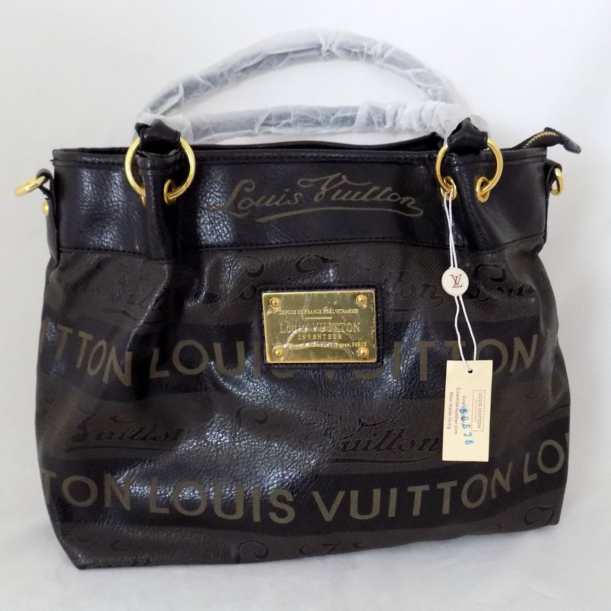 Louis Vuitton Inventeur Paris Bag