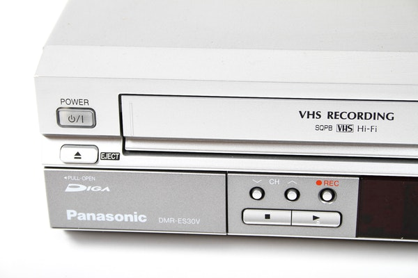 panasonic vhs dvd recorder manual