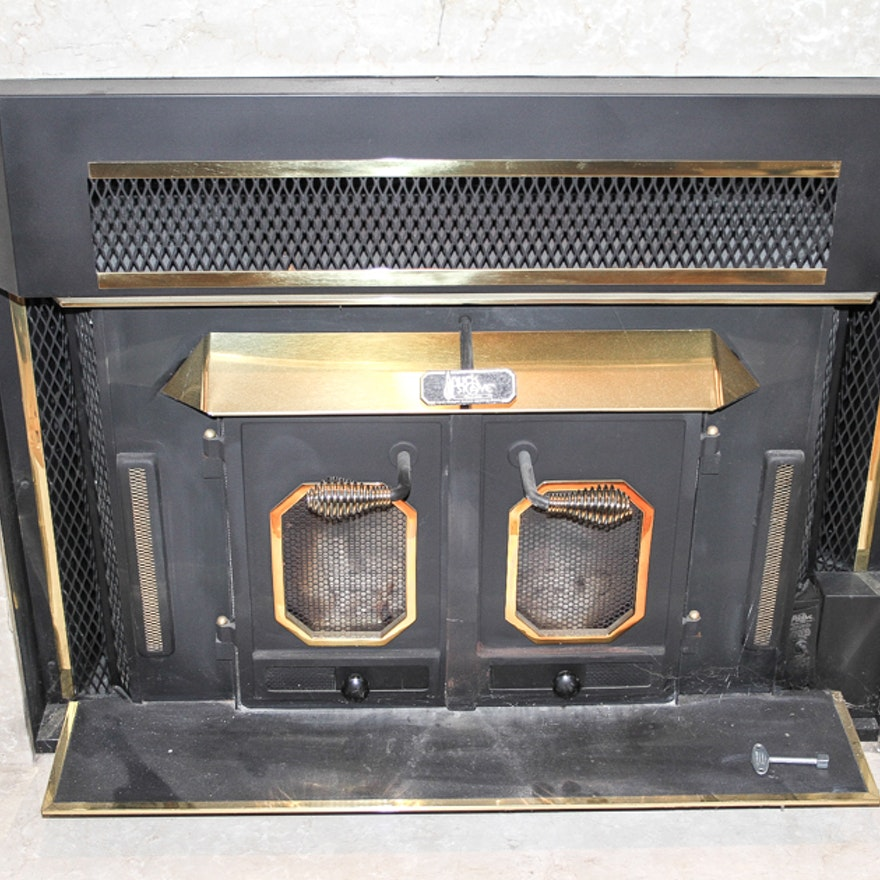 Buck Stove Fireplace Insert Model 26000-B from EBTH.com