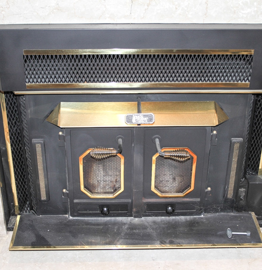 Buck Stove Fireplace Insert Model 26000-B : EBTH