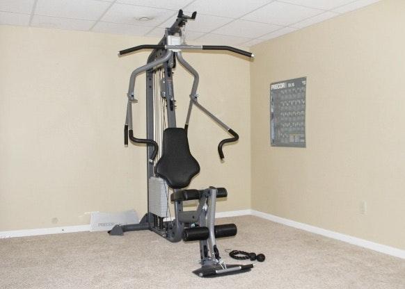 Precor S3 15 Home Gym Ebth