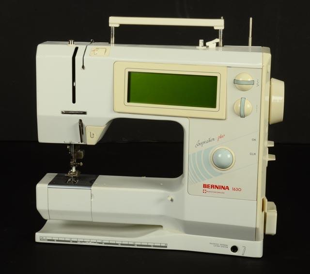 bernina 1630 inspiration plus sewing machine