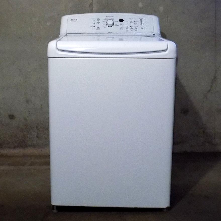 Kenmore Elite Oasis King Capacity Washer