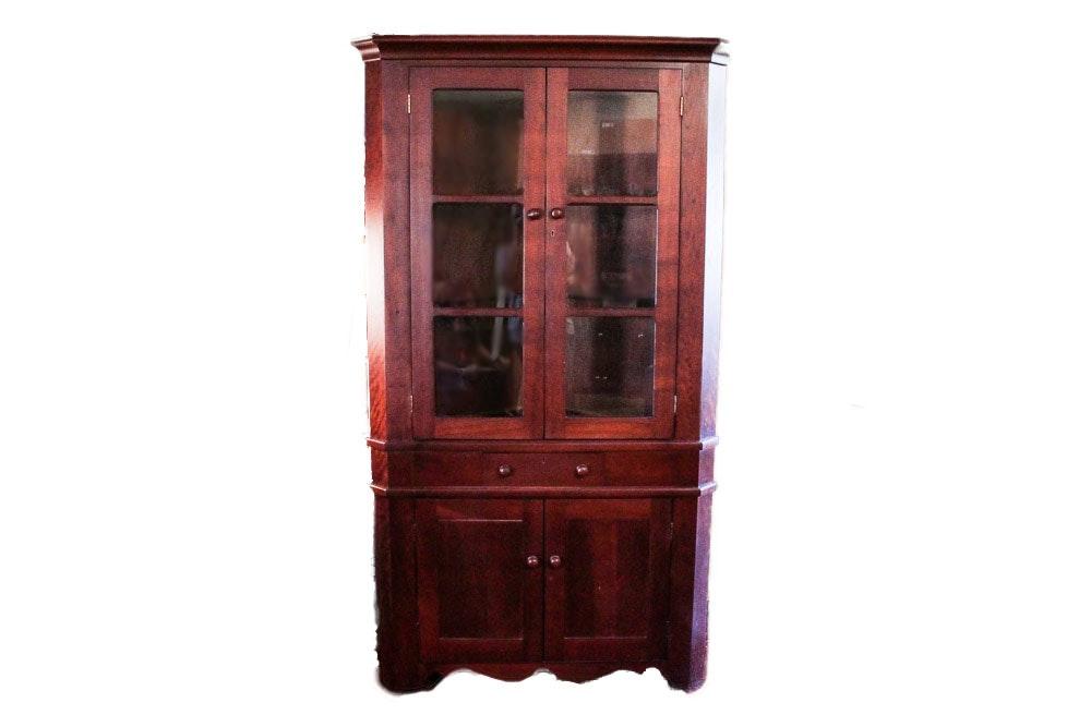 Perfect McMahon Furniture Corner Cabinet ...