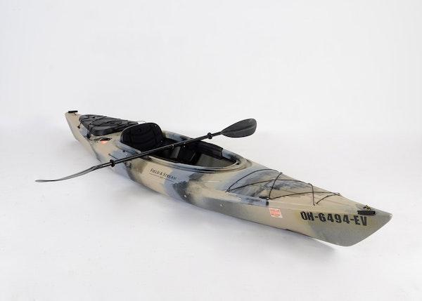 Field stream 12 39 kayak ebth for Field and stream fishing kayak