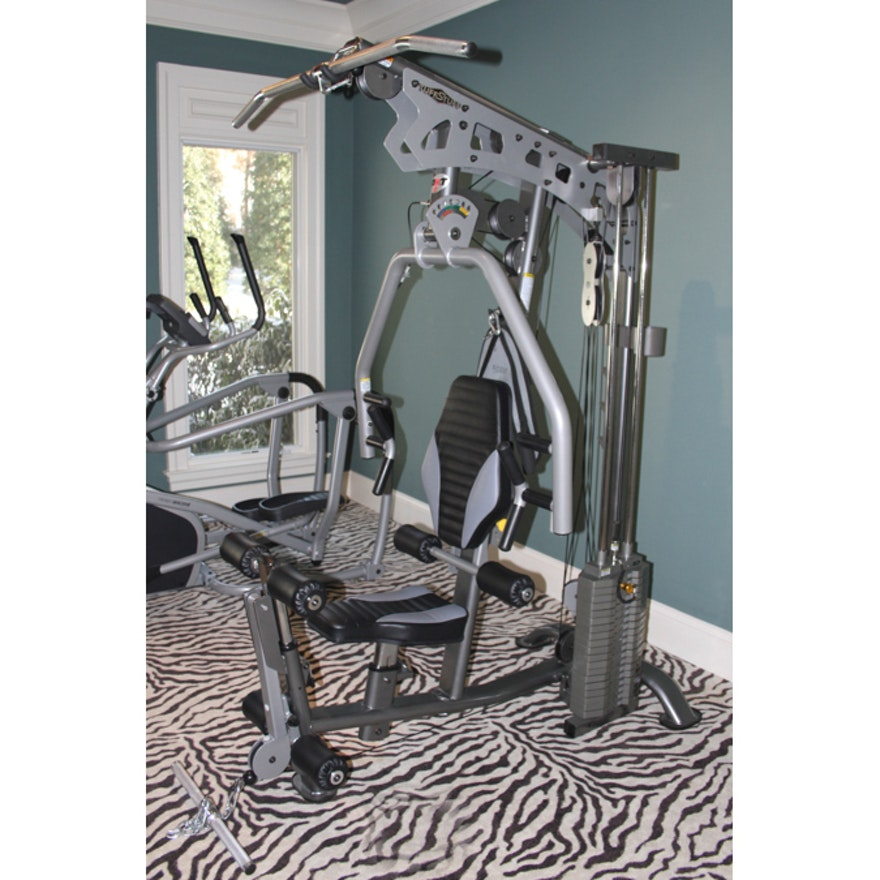 Fitness Equipment Nashville: Tuff Stuff AXT2 Universal Basic Home Gym System