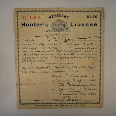 All categories in minster ohio personal property sale for Louisiana non resident fishing license
