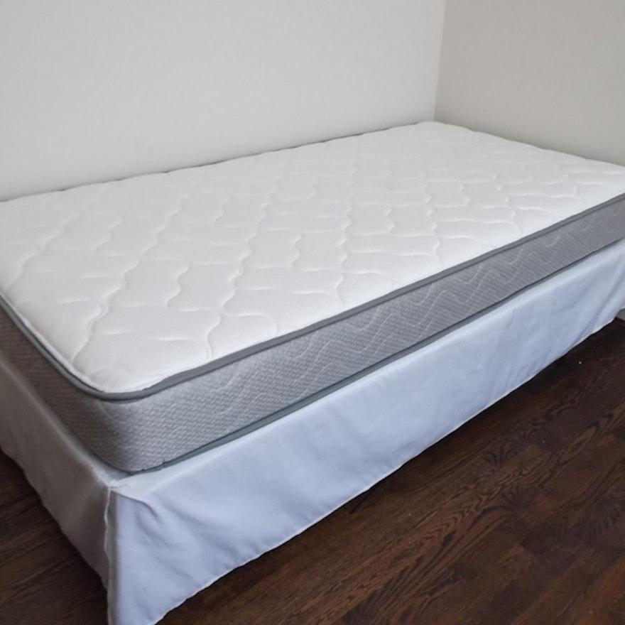 UDream More Elara Twin Bed Mattress and Frame : EBTH
