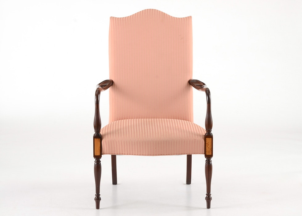 Federal Style Lolling Chair ...