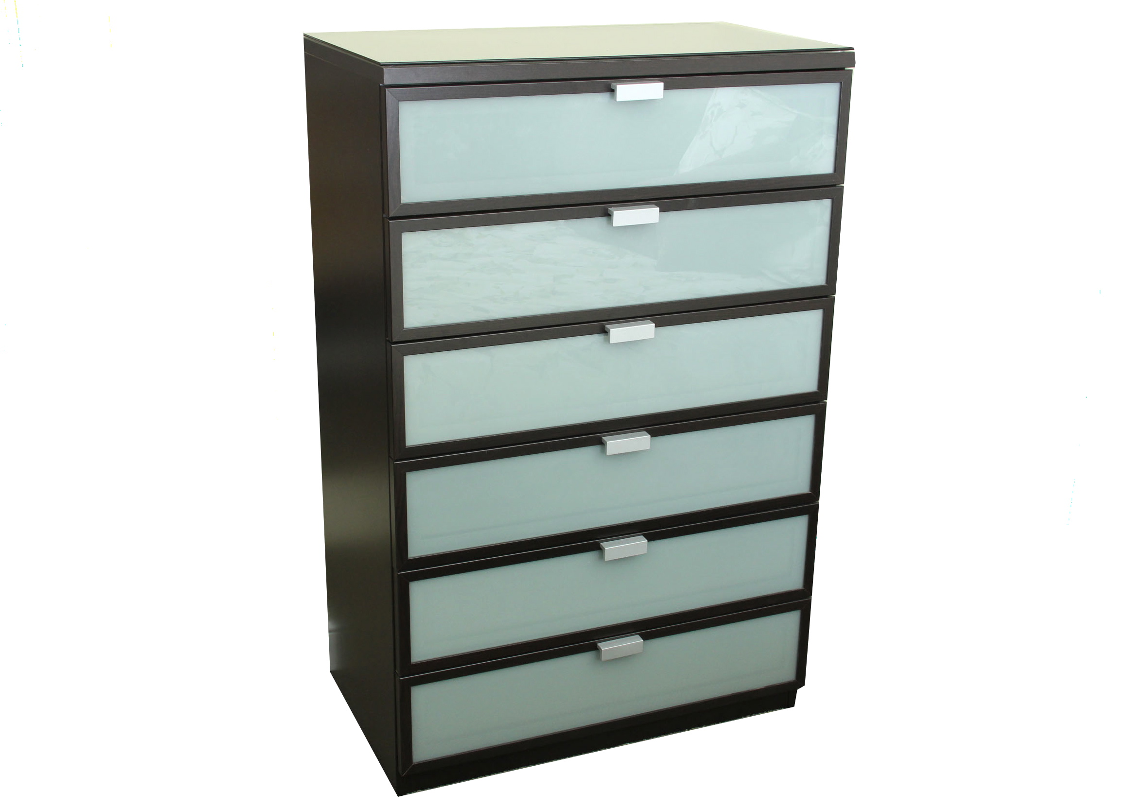 "IKEA""Hopen"" Six Drawer Chest of Drawers EBTH"
