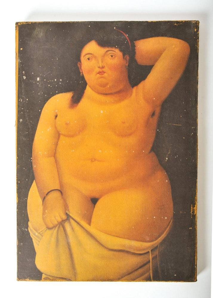 Nudes On Canvas 114