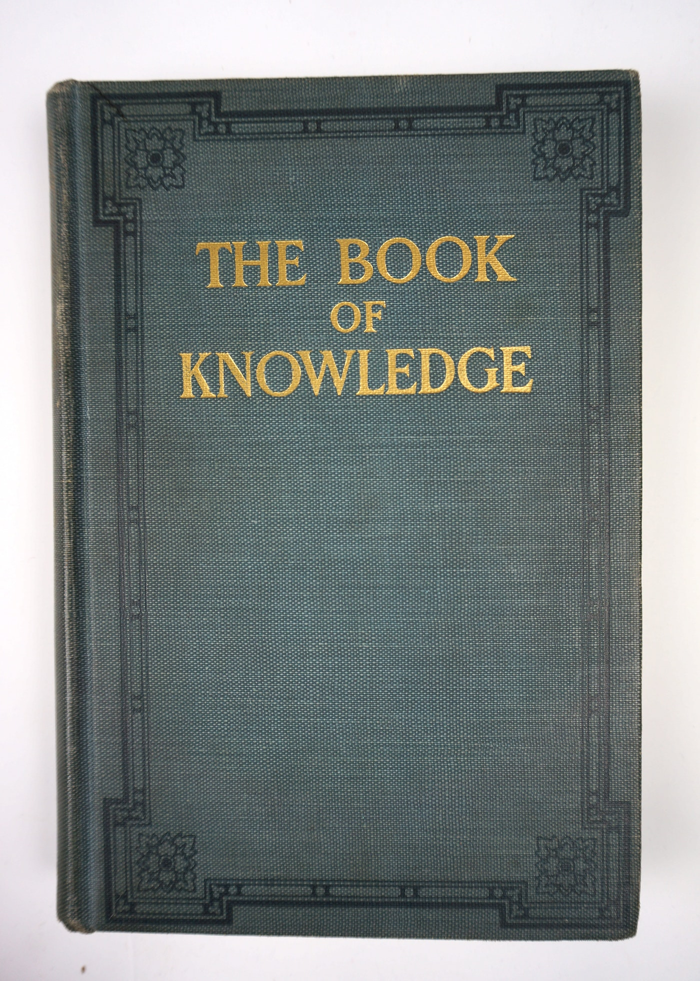 'The Book of Knowledge/The Children's Encyclopedia' 1912 ...