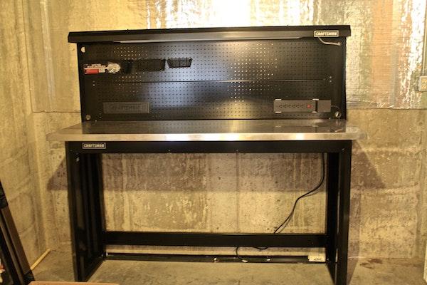 Craftsman Workbench : EBTH