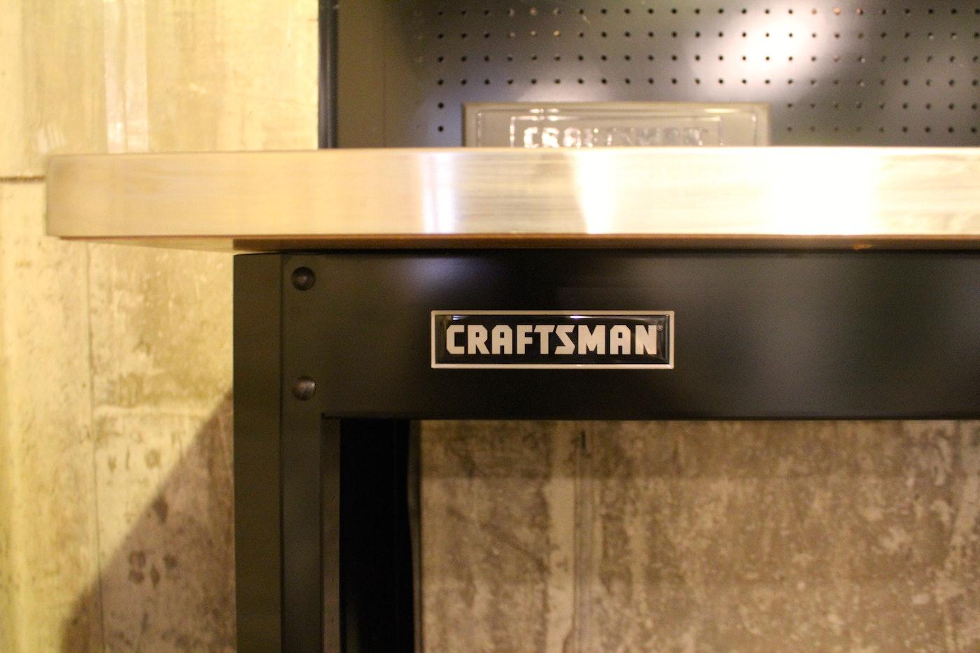Craftsman Workbench Ebth