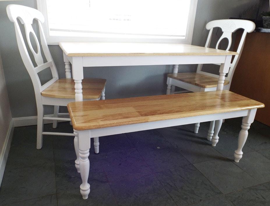 Maple Kitchen Table