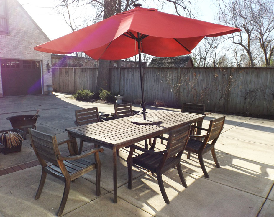 outdoor furniture crate and barrel. Crate \u0026 Barrel Outdoor Teak Table And Chair Set With Umbrella Furniture D