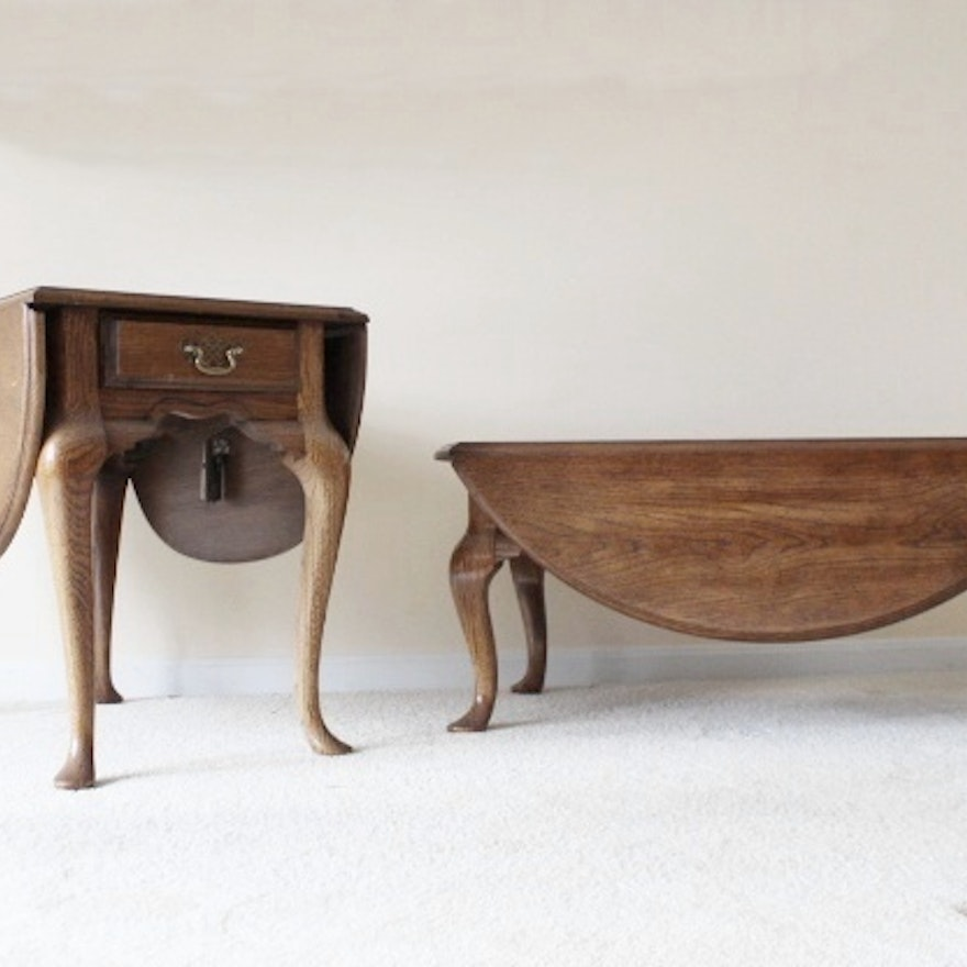 Bett Drop Leaf Coffee Table And Side