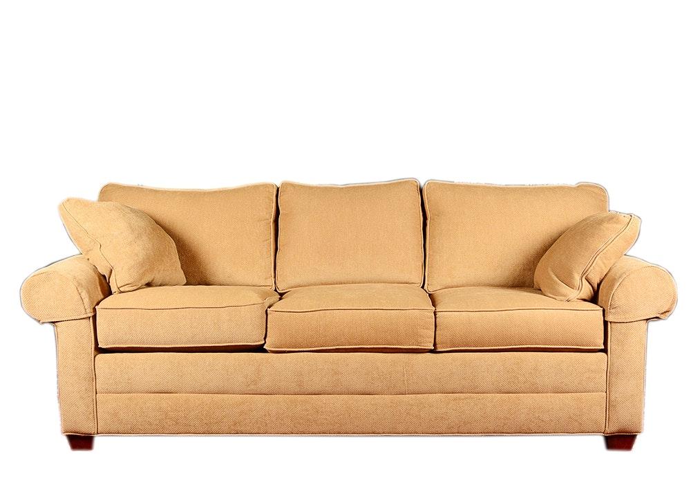 Ethan Allen Sleeper Sofa ...