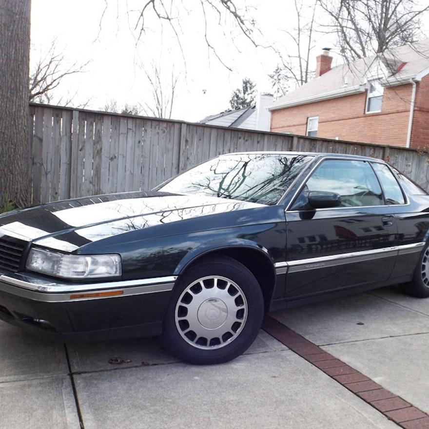 1994 Cadillac Eldorado Sedan