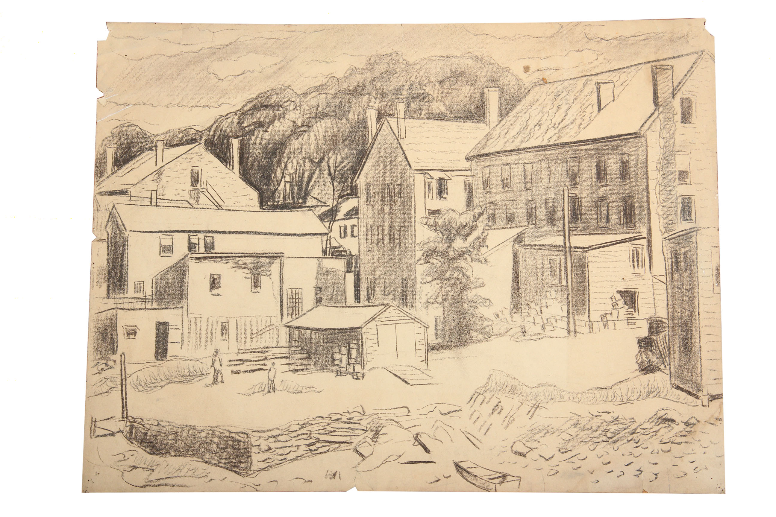 Fine Art Drawings Art Drawings for Sale in German Village