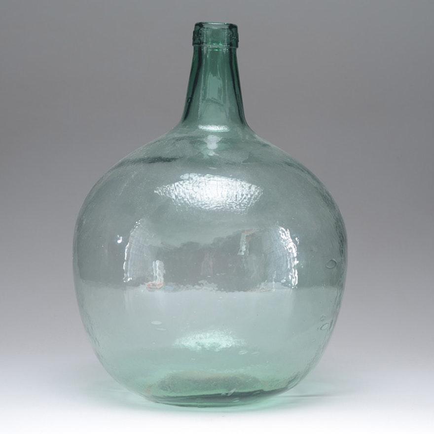 Big W Glass Jug