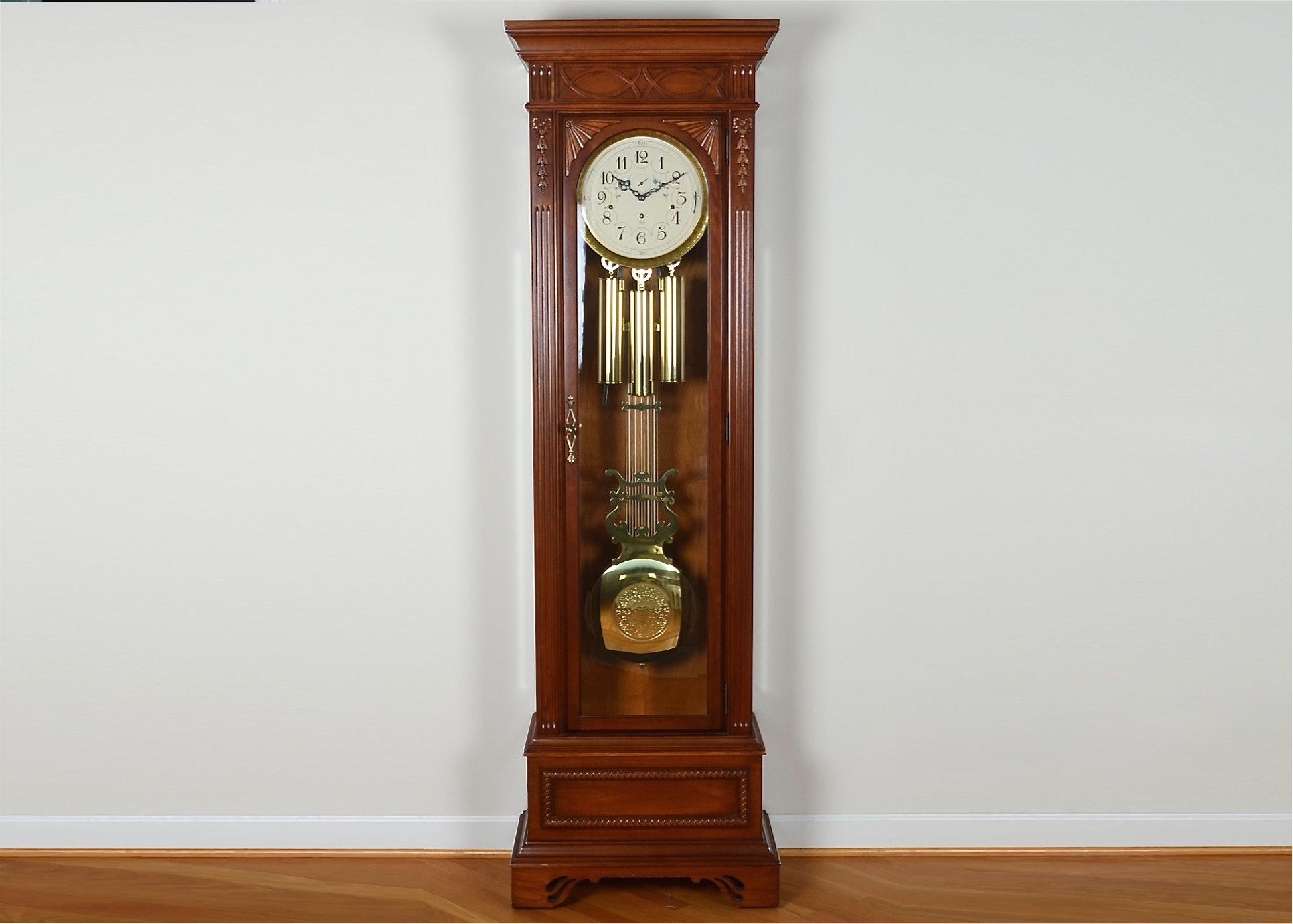 Sligh Grandfather Clock Ebth