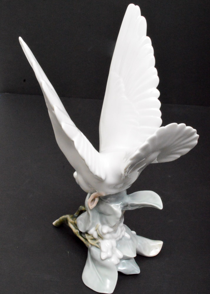 Buds Auto Sales >> Lladro Turtle Dove Figurine | EBTH