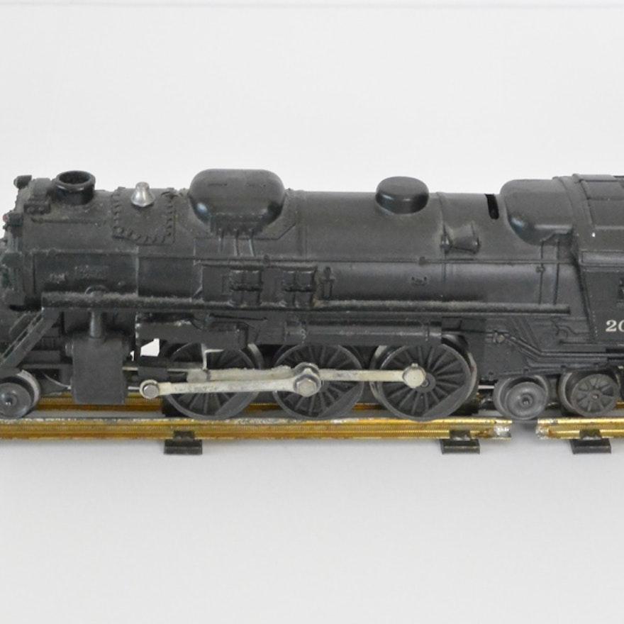 Vintage Lionel Train Engine 2026 Coal Tender And Caboose EBTH