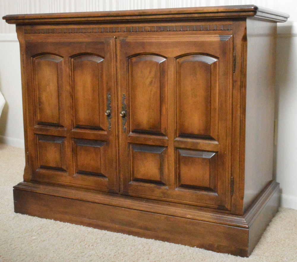 Vintage Buffet Cabinet ...