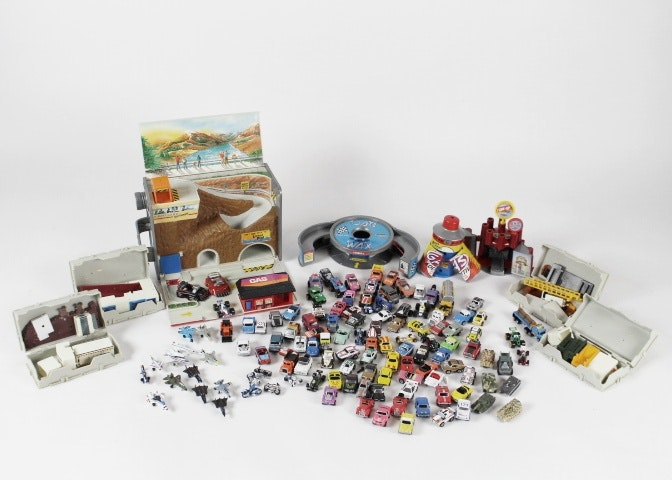 micro machine collection