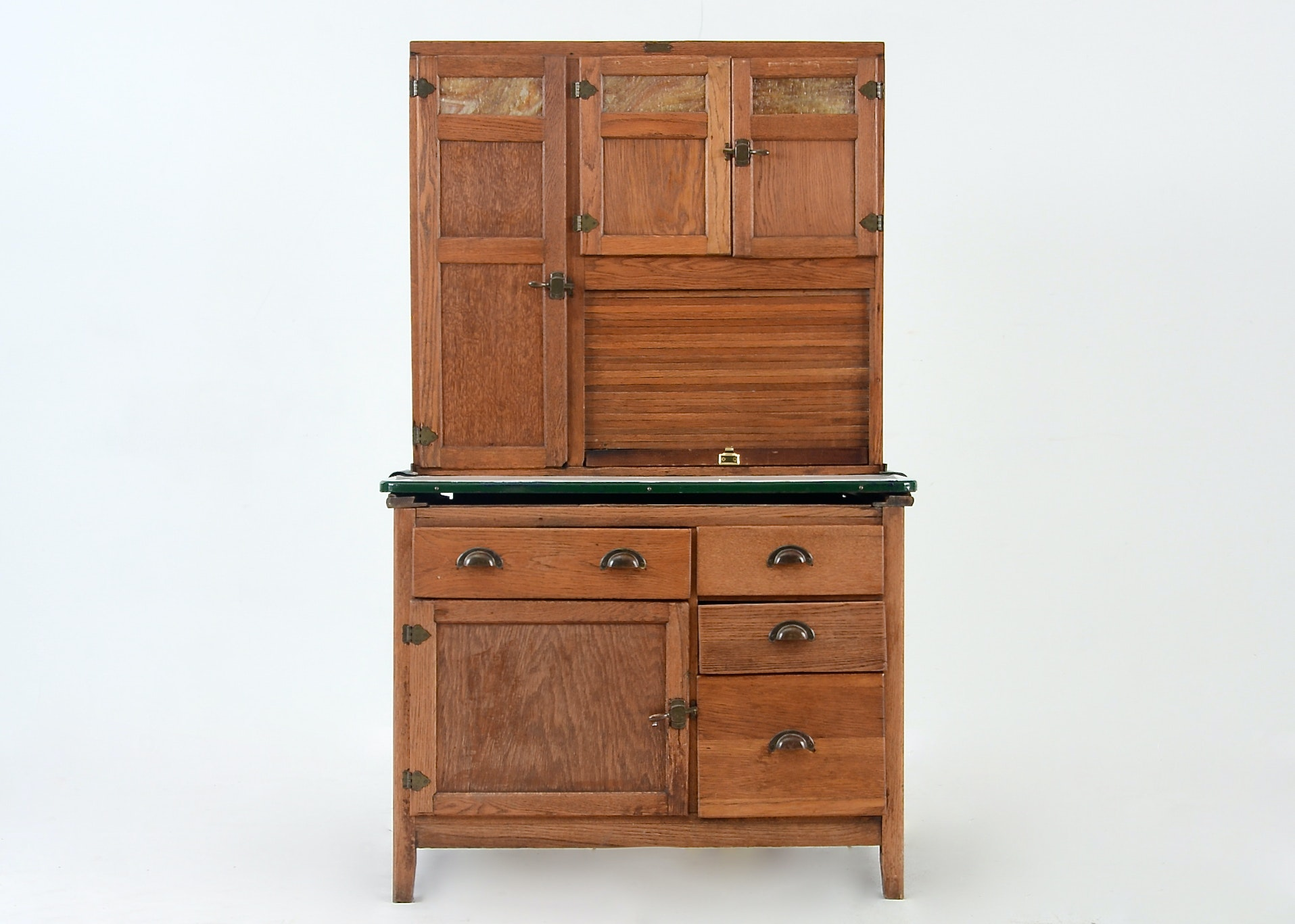 Merveilleux Oak Hoosier Cabinet By Wilson Kitchen Cabinets ...