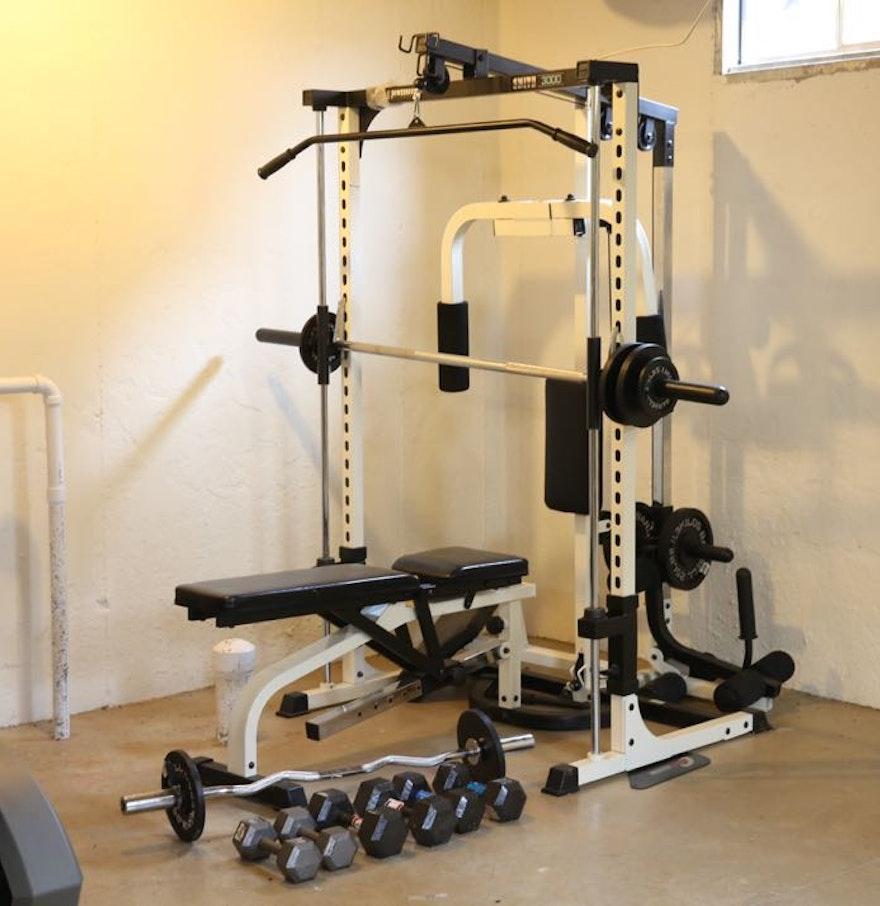 Impex Smith 3000 Weight Center Ebth