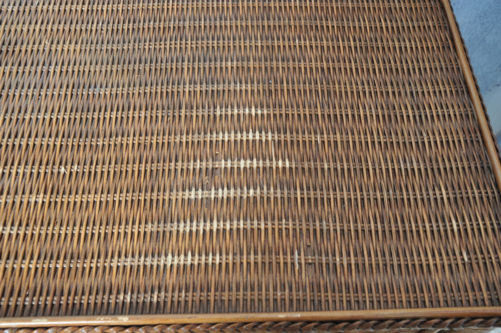 Lexington Henry Link Wicker Chest of Drawers : EBTH