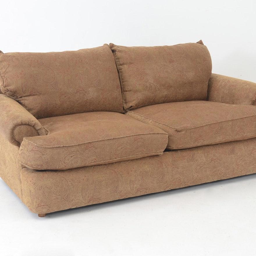 Thomasville Paisley Sofa 1x1