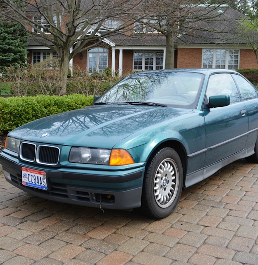 1993 Bmw 325is Two Door Coupe Ebth