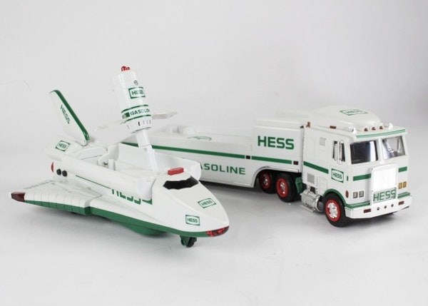 2006 hess toy truck and helicopter with 1910862 Hess Truck Space Shuttle Truck Airplane And Truck Helicopter on Rare Hess Toy further Hess Toy Trucks The Mini Hess Truck Collection in addition Hess Mini Lot additionally Article aa419486 Da3d 11e4 Bd36 1bd6be2a0d63 further 1910862 Hess Truck Space Shuttle Truck Airplane And Truck Helicopter.